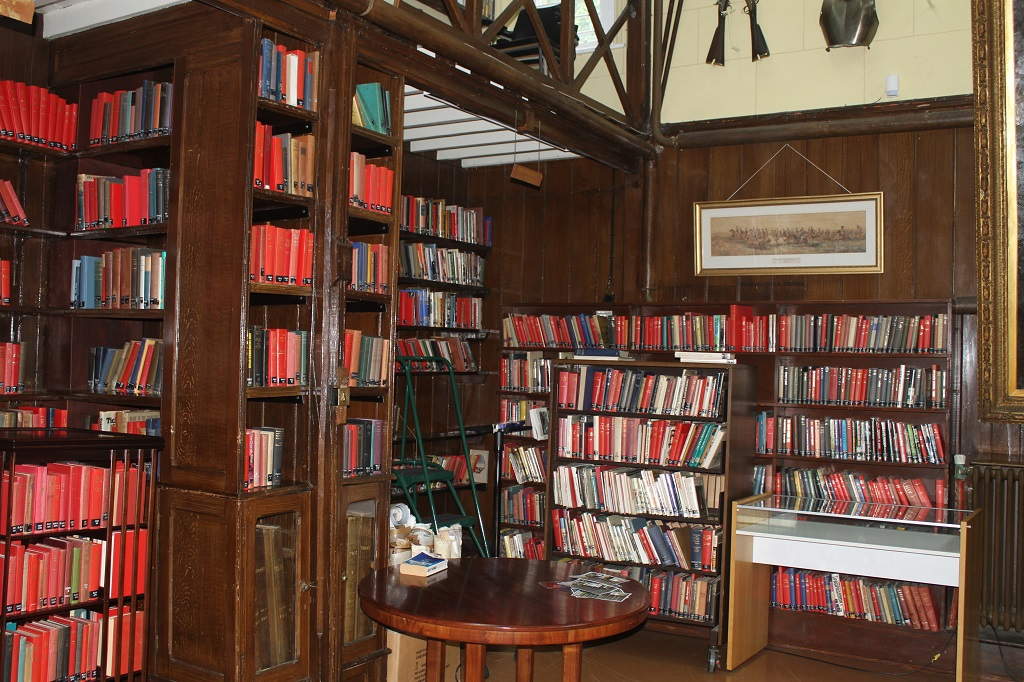 Prince Consort's Library