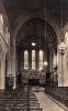 The interior of Saint George's Church, photographed c.1913.