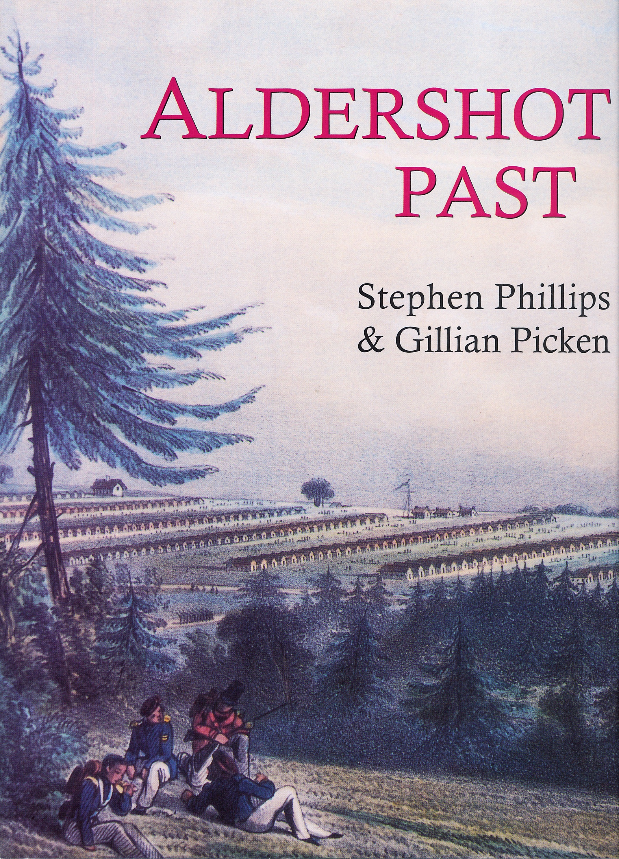 Aldershot Past Book